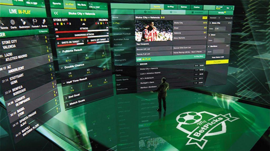 Official Soccer Gambling