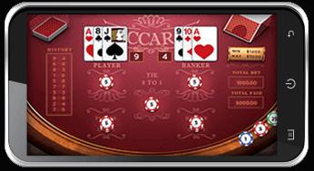 Baccarat Gambling